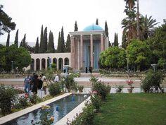 Saadi Mausoleum http://www.iranparadise.com/en/gallerygroup/gallery/34
