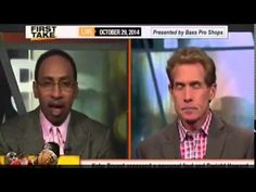 Kobe Bryant | Dwight Howard Altercation | First Take Show
