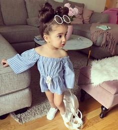 The Third Book. You'll have to read Popular and Mine before this to… Cute Little Girls Outfits, Little Kid Fashion, Cute Kids Fashion, Baby Girl Fashion, Toddler Fashion, Toddler Girl Style, Toddler Girl Outfits, Outfits Niños, Kids Outfits