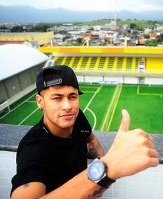 Neymar (Photo credit @Neymarahq)