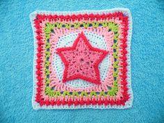 Ravelry: Maryfairy's Star Overlay (2) for CAL Crochet Favorites  ༺✿ƬⱤღ  http://www.pinterest.com/teretegui/✿༻ Sampler