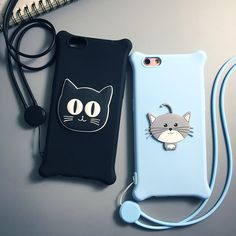 Girly Girl Originals Iphone6&7 Case on Girly Girl の To Alice.Cartoon Cute Silicone Iphone6&7 Case Cat&Mouse Full Shell Gg354 Use strong metallic, feel comfortable, perfect metallic luster. Shaped into an organic whole to achieve both top piece, has perfect appearance, and has strong ability to protect