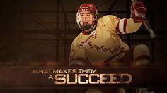 "Boston College Hockey ""A Champion Returns"" by Johnny Gaudreau, Boston College, College Board, Tv Commercials, My Boys, Mma, Hockey, Champion, Sports"
