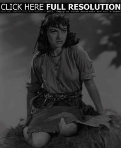 Paulette Goddard - North West Mounted Police