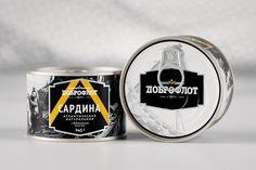 Dobroflot — The Dieline - Package Design Resource