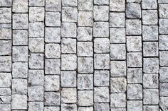 Stone pavement texture - Architecture