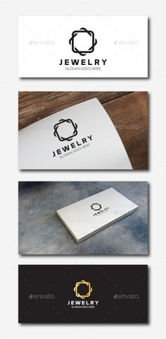Square Jewelry  Logo Design Template Vector #logotype Download it here: http://graphicriver.net/item/square-jewelry-logo/11866003?s_rank=703?ref=nexion