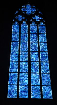 Chagall windows at St Stephens II by ktylerconk