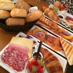 Luxe ontbijt