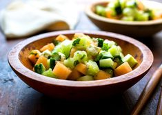Cucumber, Melon and Watermelon Salad Recipe - NYT Cooking
