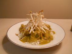 Thai Prawns curry! Gluten and Dairy Free