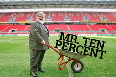 Ten Percent: The Man Who Built — And Bilked — American Soccer Percents, New Tricks, World Cup, The Man, Baby Strollers, Fangirl, Dads, Soccer, Buzzfeed News