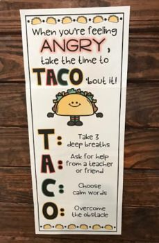 Anger Management: Let's TACO 'Bout It