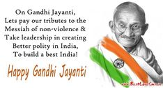 Top 20 Gandhi Jayanti Images Quotes And Messages For 2nd October Gandhi Jayanti Images, Gandhi Jayanti Quotes, 2 October Gandhi Jayanti, Happy Gandhi Jayanti, Laugh At Yourself, Finding Yourself, National Festival, Mahatma Gandhi Quotes, Spirit Of Truth