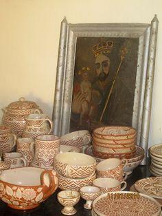 Jimenez Pottery Oaxaca