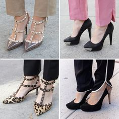 serious shoes.  I love the valentino studded babies