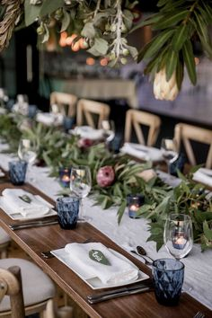 Native Australian Wedding table theming at Glen Albyn Estate Tasmania. photography by Rosie Hastie