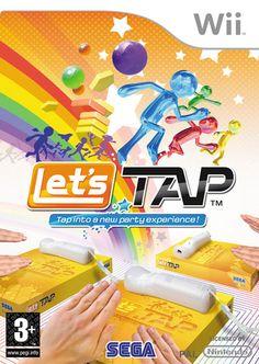 Let's Tap Boxart (EU)