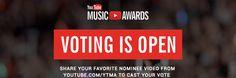 La entrega de premios se podrá ver en un show en vivo el domingo 3 de Noviembre desde Nueva York. Las categorías de la premiación son Vídeo del año, Artista, Reacción, Fenómeno, Revelación e Innovación. Nota completa: http://plandmag.com/youtube-anuncio-a-los-nominados-para-su-primer-youtube-music-awards/ #plandmag #youtube