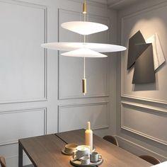 Design by Antoni Arola Photo Marta Edoble - All For Decoration Deco Luminaire, Luminaire Design, Lighting Concepts, Lighting Design, Interior Lighting, Home Lighting, Light Fittings, Light Fixtures, Pendant Lamp