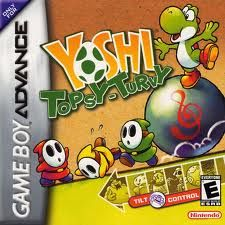 Yoshi Topsy-Turvy- released in North America in 2005.