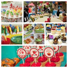 sesame street first birthday party ideas | Leave a Reply Cancel reply