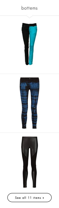 """""""bottems"""" by elise-the-emo-kitty ❤ liked on Polyvore featuring jeans, blue jeans, skinny jeans, skinny leg jeans, blue skinny jeans, low rise skinny jeans, pants, blue, stretch blue jeans and stretchy jeans"""