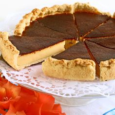 Egg Pie is a classic Filipino dessert or snack. Try this easy Filipino Egg Pie recipe and enjoy the creamy, delicate yet firm egg custard in buttery, flaky crust that is perfect afternoon snack. I remember back in the days when we used to live next to a bakery, I would wake up to the wonderful smell...