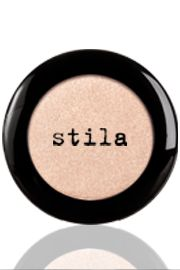 Stila eye shadow in kitten is the perfect highlight color & the one I always use in the inside corners of the eye just to brighten them.  $18.