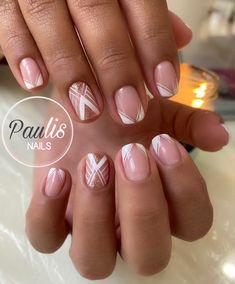 French Manicure Nail Designs, Nail Manicure, Eye Makeup, Nail Art, Decoration Crafts, Pedicures, Bees, Nail Decorations, Nail Bar