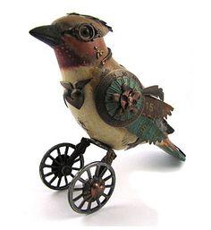 'Sup, Steampunk bird?