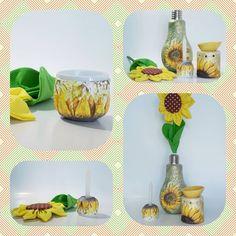 """0 kedvelés, 0 hozzászólás – special handmade decor (@biborvarazs) Instagram-hozzászólása: """"🌻 For sunflower lovers. 🌻 🌻Napraforgó imádókmak. 🌻  www.facebook.com/biborvarazs…"""" Ford, Facebook, Gifts, Instagram, Presents, Favors, Gift"""