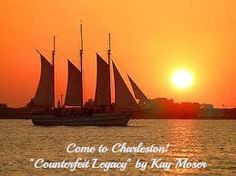 """""""Counterfeit Legacy"""" and """"David's Gift"""" by Kay Moser"""