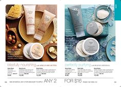 Avon Campaign 3 2017! Check out these spa sets. Pamper your skin and your senses. www.youravon.com/jyoki #avon #spa #lotion #scrub #bodywhip