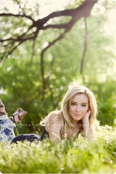 I love this- so many senior girls photos are so seductive, and that is so NOT what I want to do