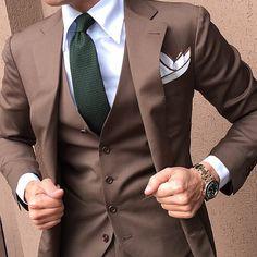Men's Fashion. @fashionbyfc Suit By @daniel...Instagram photo | Websta (Webstagram)