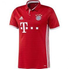 1a63f36eb9cc2 Bayern Munich 2016 17 Home Jersey Soccer Gear