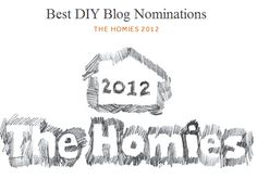 Please Please VOTE for Girl In Air   http://www.apartmenttherapy.com/best-diy-blog-nominations-the-homies-2012-166618