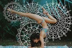 Cool yoga pose http://healthyquickly.com