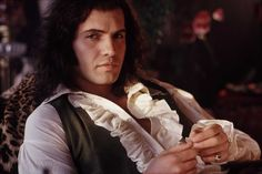 """Billy Zane as Shelmardine in """"Orlando"""">>I have not seen this, just for the record."""