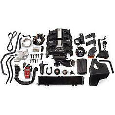 Superchargers - Edelbrock® E-Force Ford F-150 Supercharger Kit