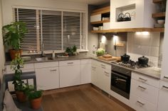 Moderne keukenrenovatie | Eigen Huis & Tuin