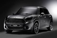 Francisco Costa, award-winning Women's Creative Director of Calvin Klein was fortunate to get her hands on the new Countryman model, creating a dark and stealthy looking finish.