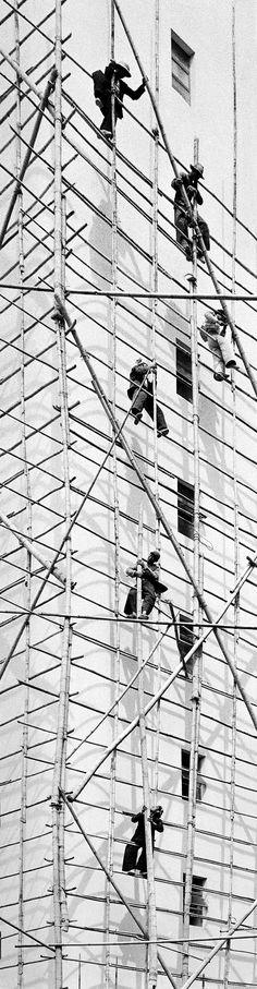 Fotografia: as ruas de Hong Kong dos anos 50 por FAN HO | The Hype BR