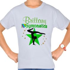 Inspire your Champion Gymnast with our awesome selection of personalized Gymnastics Tees and gifts. http://www.zazzle.com/mysportsstar/gifts?cg=196751399353624165&rf=238246180177746410 #Gymnastics #Gymnast #IloveGymnastics #Gymnastgifts #WomensGymnastics #Gymnastinspiration #PersonalizedGymnast
