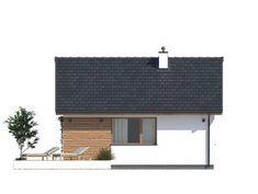DOM.PL™ - Projekt domu MT Imbir 4 paliwo stałe CE - DOM MS4-69 - gotowy koszt budowy Outdoor Decor, Home Decor, Projects, Interior Design, Home Interiors, Decoration Home, Interior Decorating, Home Improvement