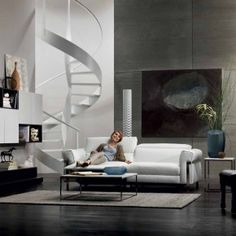 The Bolero by Natuzzi from the Spring 2013 Collection
