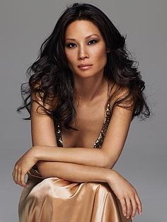 Lucy Liu is such a versatile and BEAUTIFUL actress!