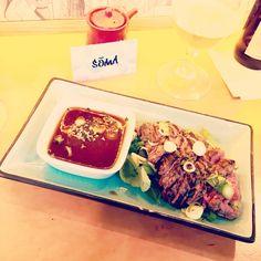 Amaizingly tasty compositions, delicate Japanese tableware, fantastic Chef at Soma, Paris Marais #somaparis #parisianblackbook #izakaya #gourmet #japanesefood