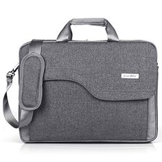 New Trending Briefcases amp; Laptop Bags: CoolBELL 15.6 Inch Laptop Bag Nylon Shoulder Bag Messenger Hand Bag Briefcase For Men / Women (Grey). CoolBELL 15.6 Inch Laptop Bag Nylon Shoulder Bag Messenger Hand Bag Briefcase For Men / Women (Grey)   Special Offer: $29.99      322 Reviews CoolBELL bases on the cutting-edge of fashion trends. Pursuing the best quality of laptop bag category and devoting to providing the best product...